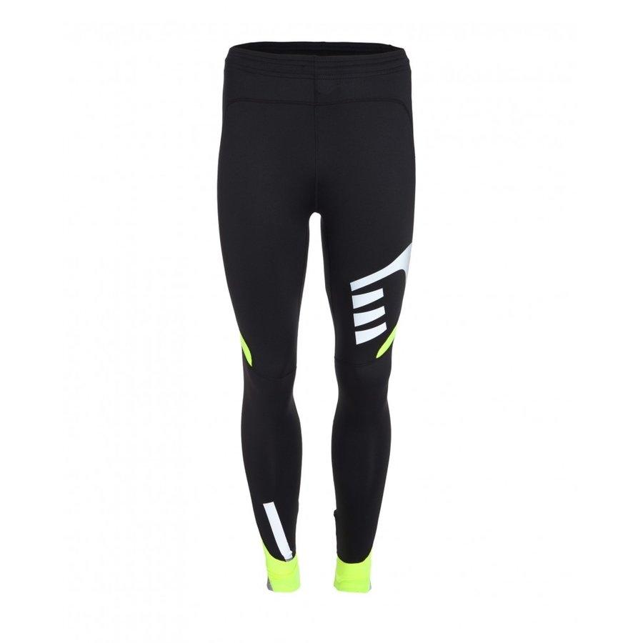 Černé pánské běžecké kalhoty Visio, Newline - velikost S
