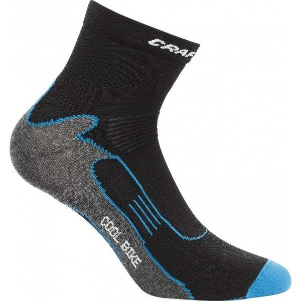 Ponožky - Craft COOL BIKE černá 37/39 - Cyklistické ponožky