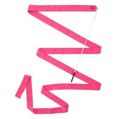Gymnastická stuha - Domyos Stuha 4 M Růžová