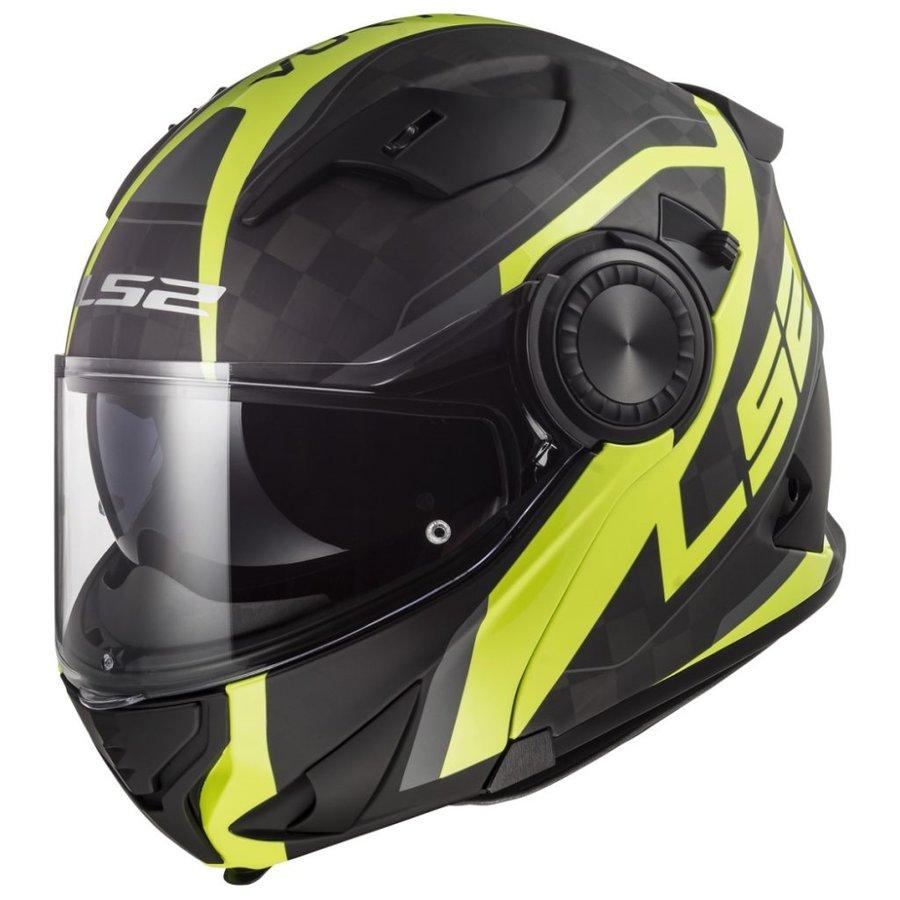 Unisex helma na motorku Vortex, LS2