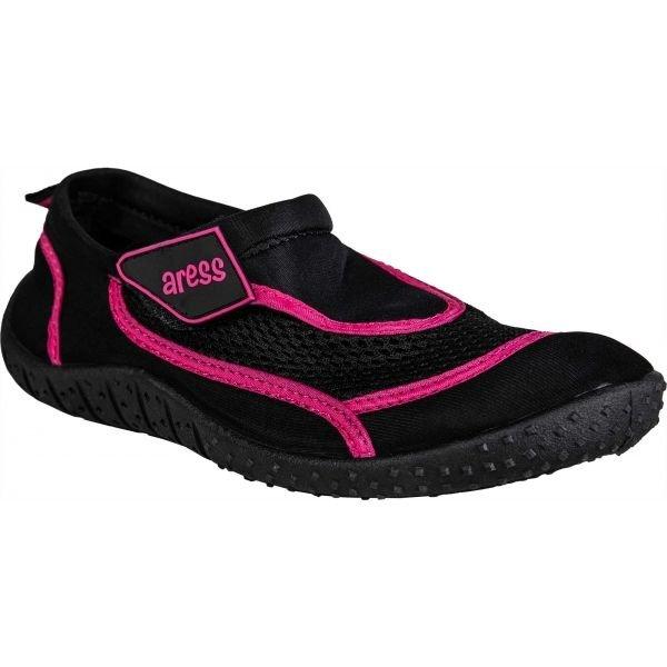 Černé dámské boty do vody Aress