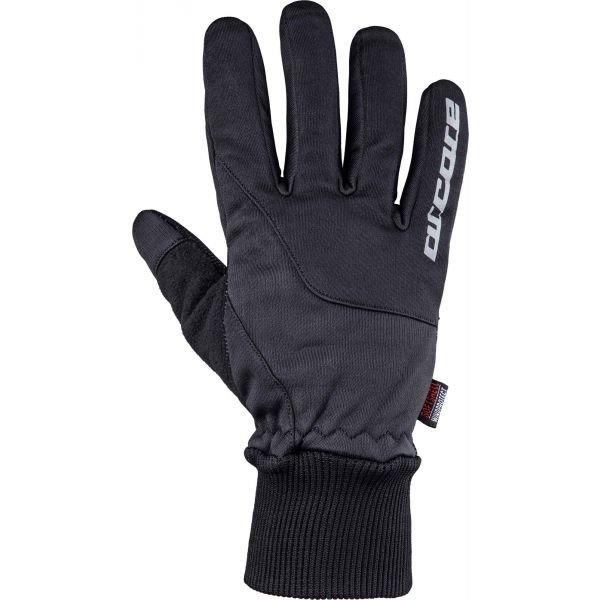 Šedé rukavice na běžky Arcore