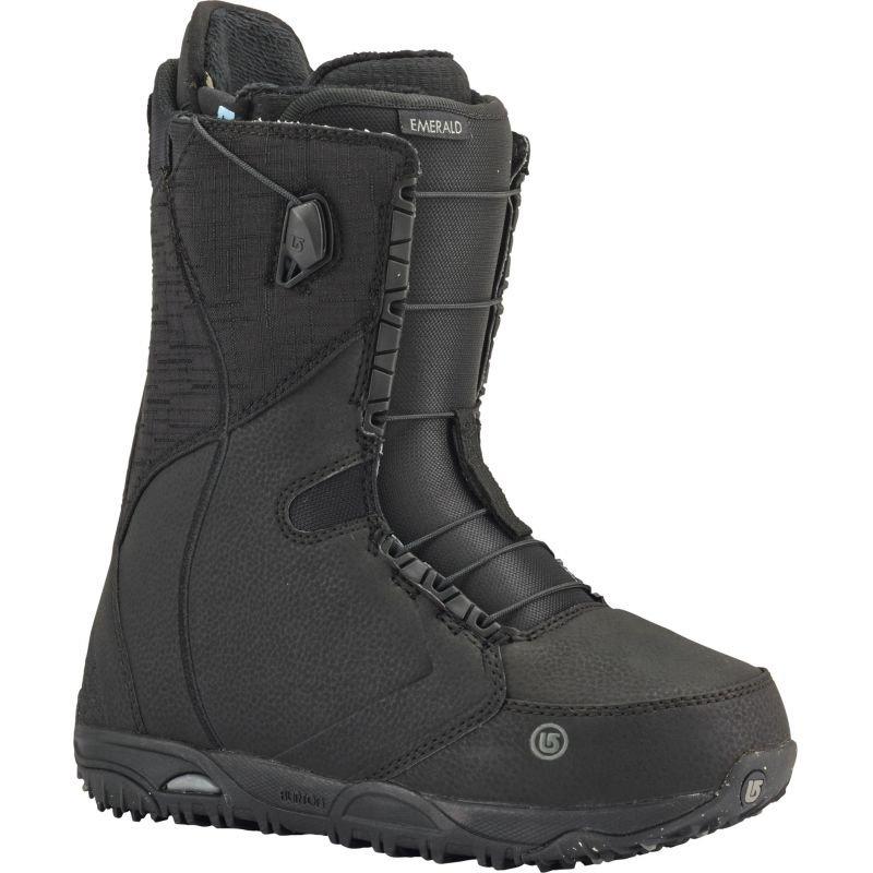 Černé dámské boty na snowboard Burton - velikost 40,5 EU