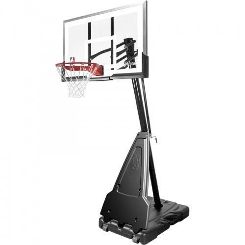 Basketbalový koš - Basketbalový koš NBA PLATINUM PORTABLE Spalding - montáž zdarma, servis u zákazníka