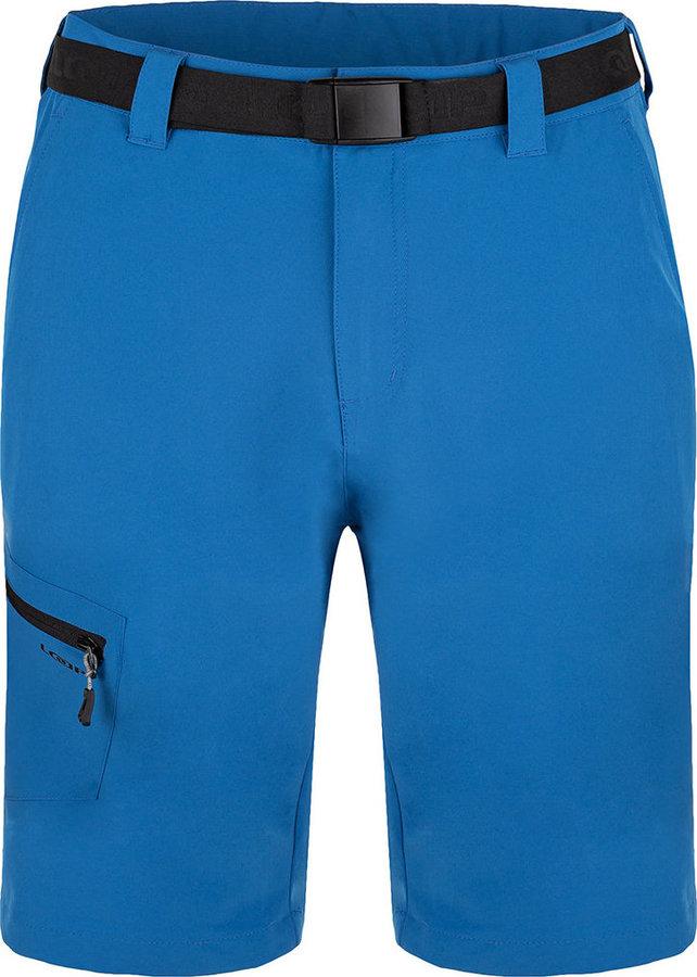 Modré sportovní pánské kraťasy Loap