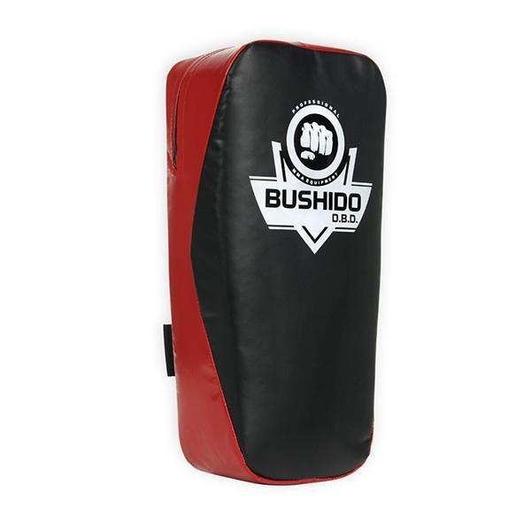 Černo-červený odrážecí blok Bushido