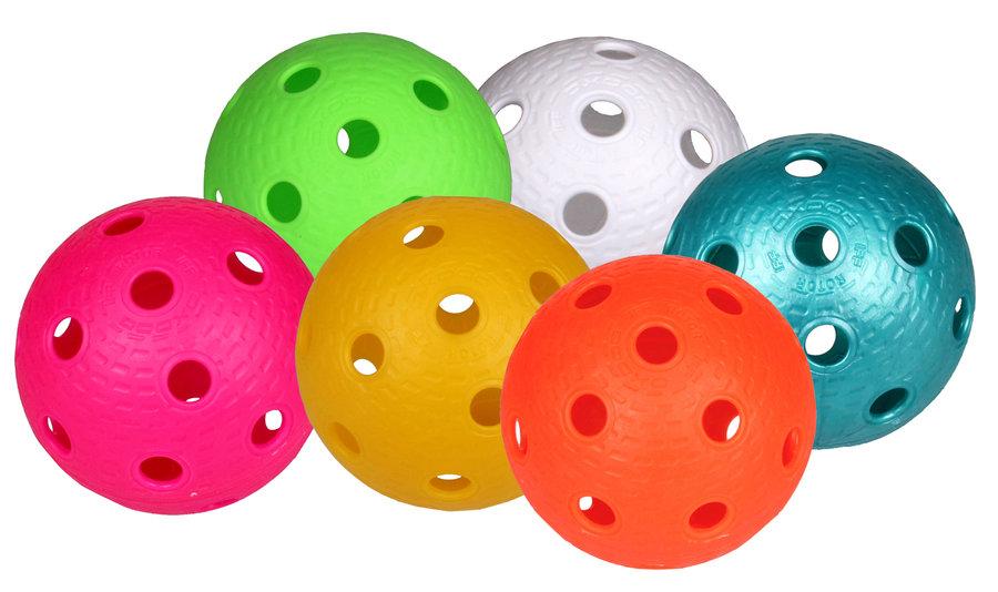 Florbalový míček Rotor, Merco