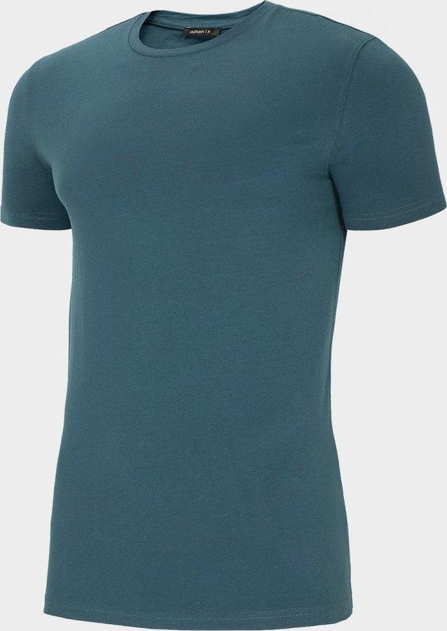 Zelené pánské tričko s krátkým rukávem Outhorn - velikost S