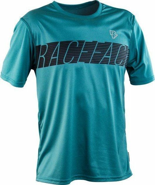 Modrý pánský cyklistický dres Race Face - velikost XL