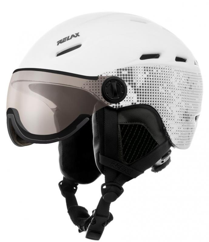 Lyžařská helma Relax - velikost 56-58 cm