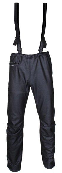 Černé pánské lyžařské kalhoty Merco