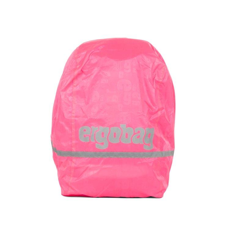 Růžová pláštěnka na batoh ErgoBag