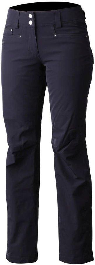 Černé dámské lyžařské kalhoty Descente - velikost 36