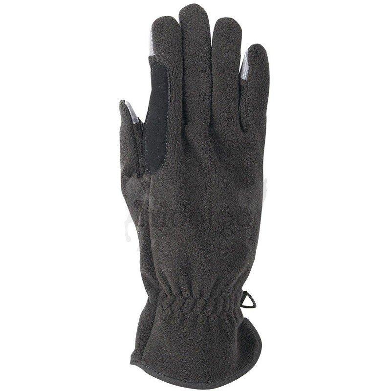 Černé unisex jezdecké rukavice Swipe, Harry's Horse
