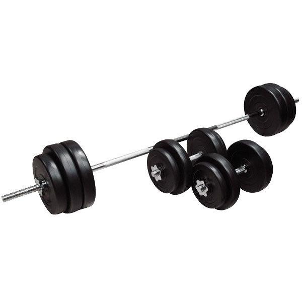 Činkový set BS08, Insportline - 50 kg