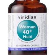 Multivitamín VIRIDIAN - 60 ks