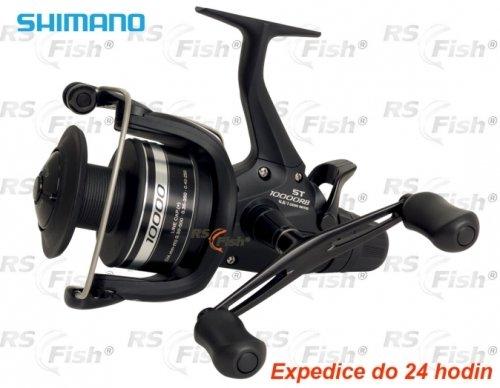 Rybářský naviják - Shimano® Naviják Shimano Baitrunner ST 10000 RB