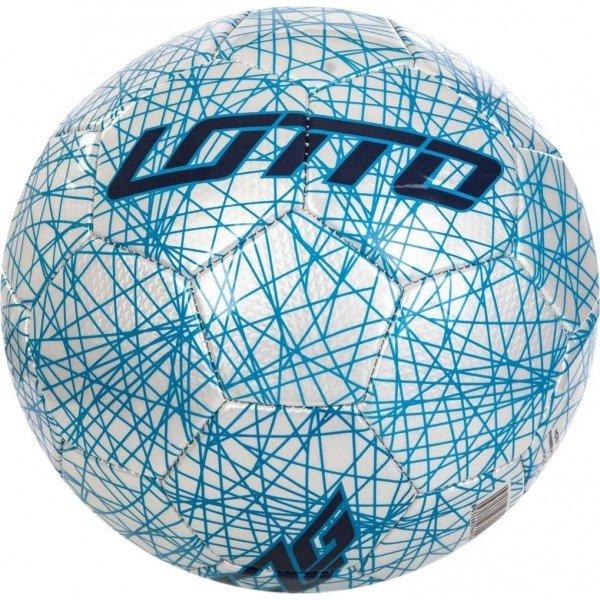 Modrý fotbalový míč Lotto