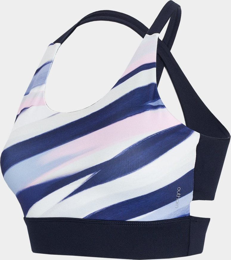 Modrá sportovní dámská podprsenka Outhorn