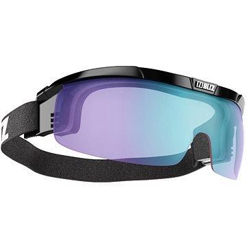 Černé dětské brýle na běžky Bliz