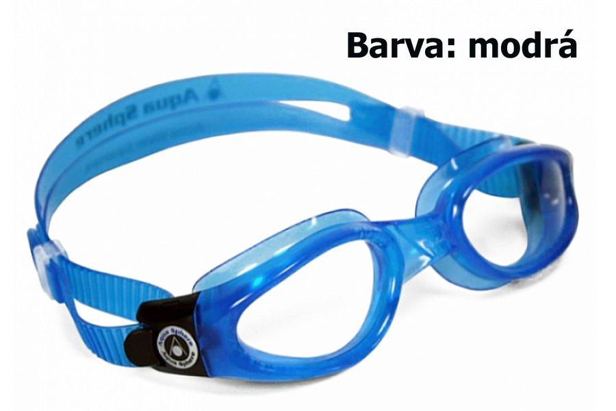 Modré dětské plavecké brýle KAIMAN, Aqua Sphere