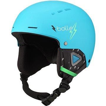 Modrá dětská lyžařská helma Bollé