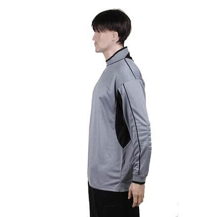 Šedý brankářský fotbalový dres GO-1, Merco - velikost L