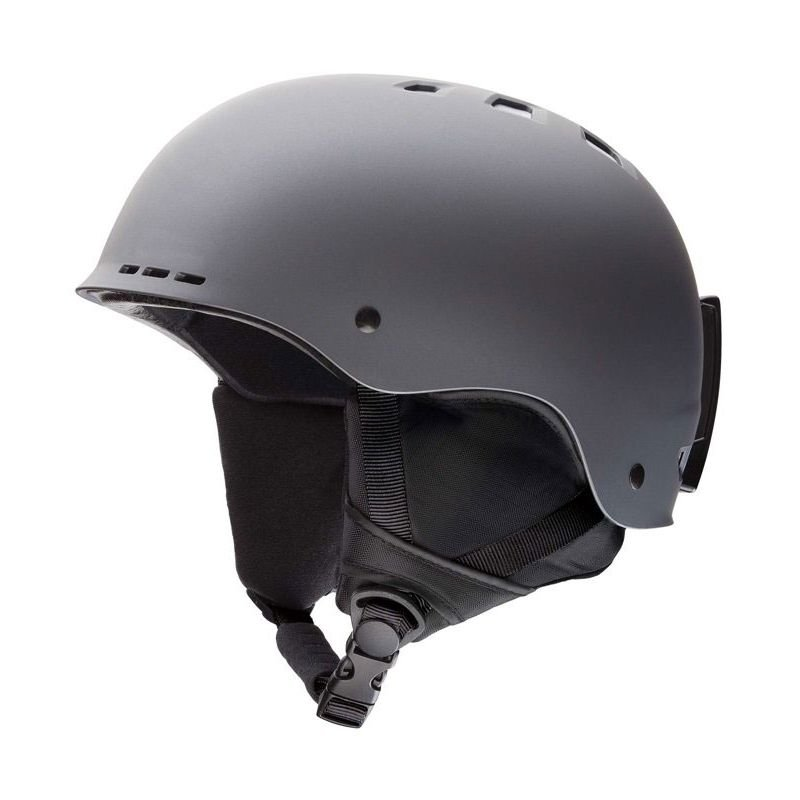 Šedá helma na snowboard Smith - velikost 51-55 cm