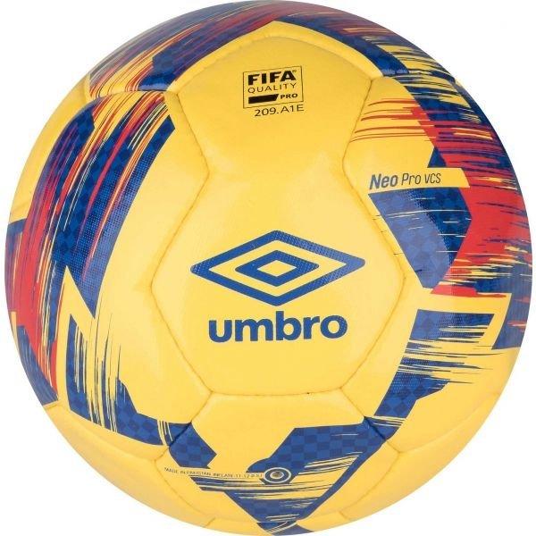 Žlutý fotbalový míč Umbro