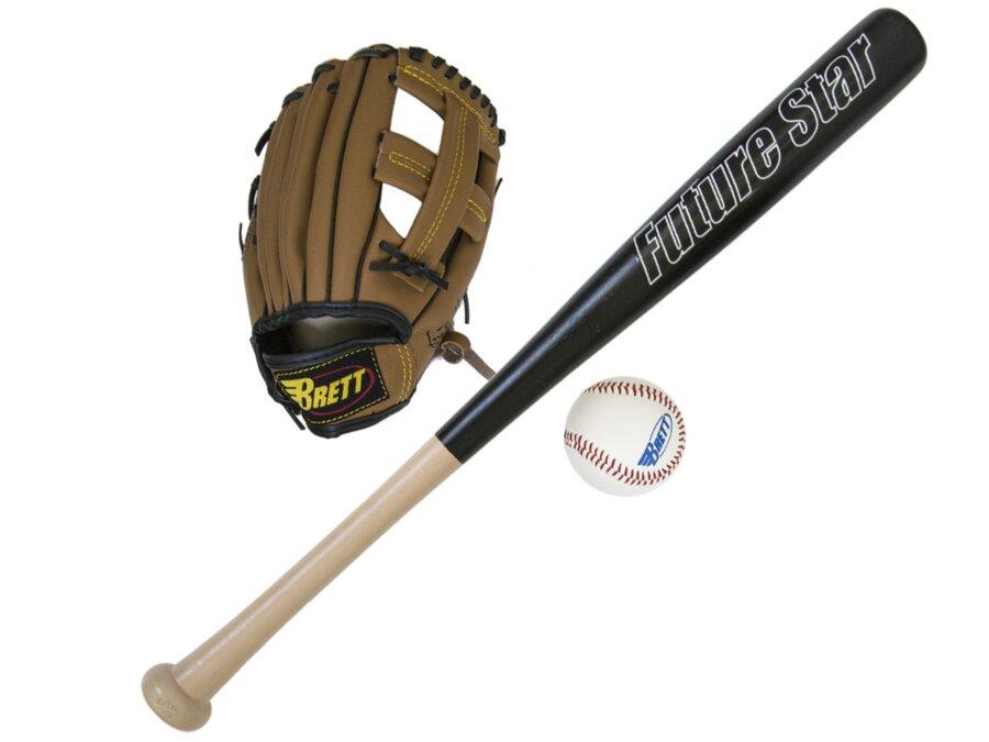 Dětský baseballový set SPARTAN SPORT