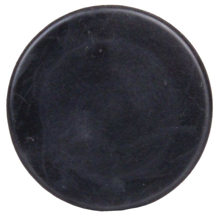 Černý hokejový puk Vegum