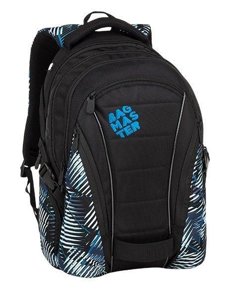 Batoh - Bagmaster Bag 9 F Green/blue/black