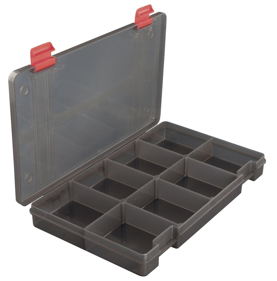 Rybářská krabička - Fox Rage Krabička Stack and Store Lure 8 Compartment Shallow Box