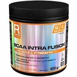 BCAA - BCAA Intra Fusion 400g 400g ovocný punč