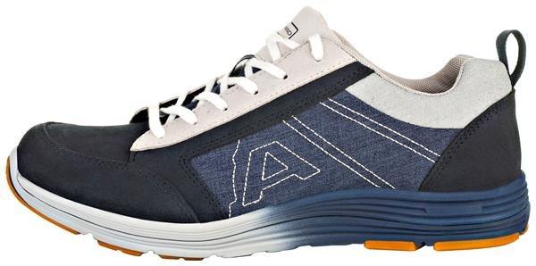 Modré trekové boty Alpine Pro - velikost 42 EU