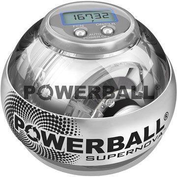Stříbrný powerball s počítadlem