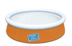 Nadzemní nafukovací dětský kruhový bazén Bestway - objem 477 l, průměr 152 cm a výška 38 cm