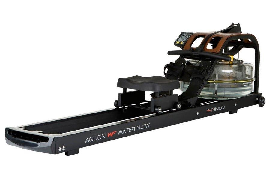 Veslovací trenažér AQUON Waterflow, Finnlo - nosnost 150 kg