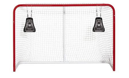 Střelecký hokejový terč - Kovový střelecký terč WinnWell 2x