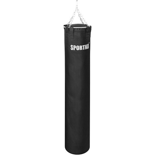 Černý boxovací pytel SportKO - 100 kg
