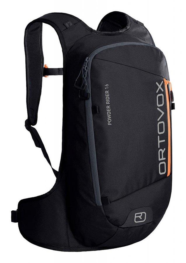 Černý skialpový batoh Ortovox - objem 16 l
