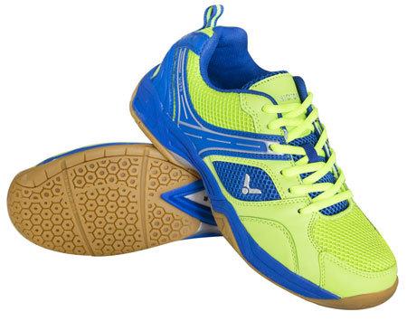 Zelená pánská sálová obuv V370 LTD, Victor