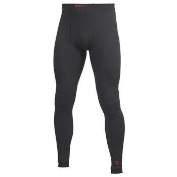 Černé pánské funkční kalhoty Craft - velikost S