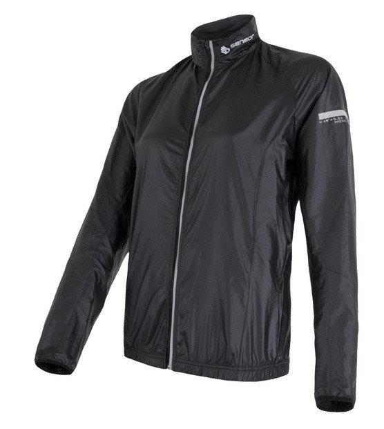 Černá dámská bunda Sensor