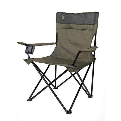 Kempingová židle - Židle Coleman Standard Quad Chair Barva: zelená