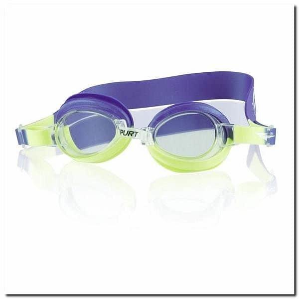 Fialovo-žluté plavecké brýle 1122 AF 42, SPURT