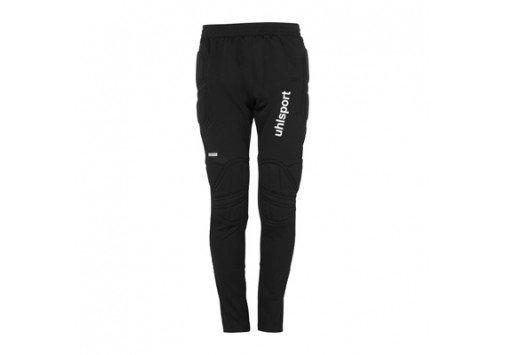 Černé brankářské fotbalové kalhoty Uhlsport