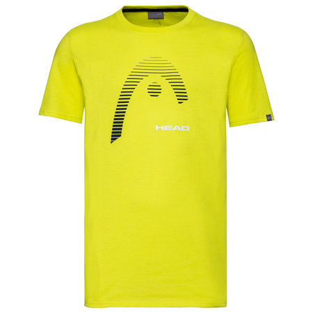 Žluté pánské tenisové tričko Head