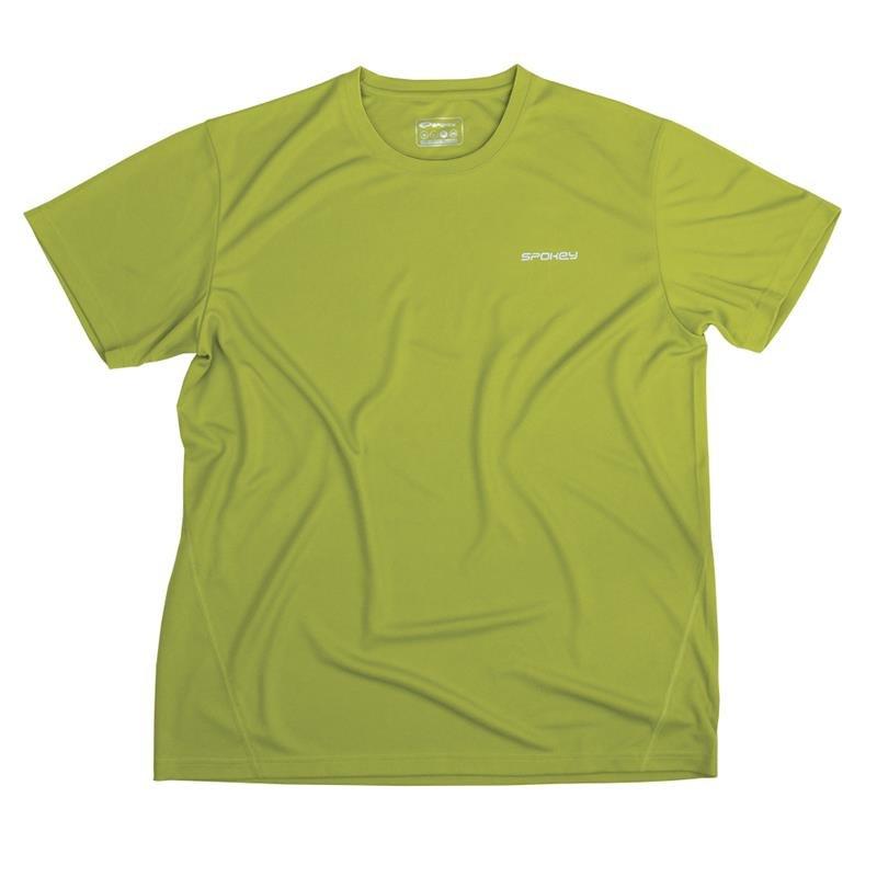 Pánské funkční tričko s krátkým rukávem Spokey