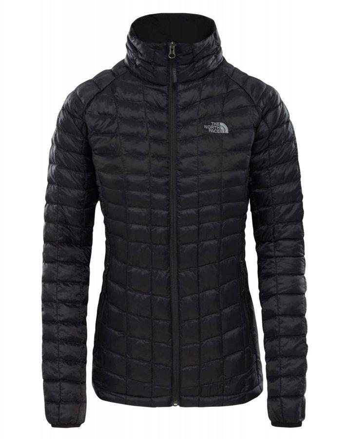 Černá zimní dámská bunda The North Face